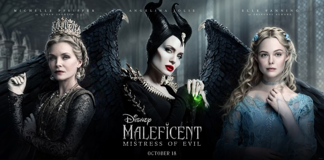 [NEWS] MALEFICENT: MISTRESS OF EVIL Embraces the Threefold Rule in New Poster