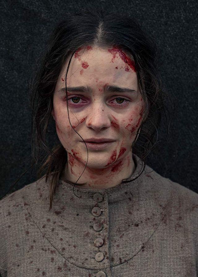 Aisling Franciosi seeks revenge in THE NIGHTINGALE