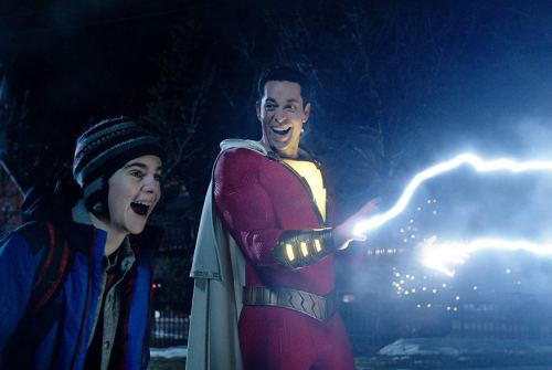 [News] SHAZAM! Arrives on Home Video This July
