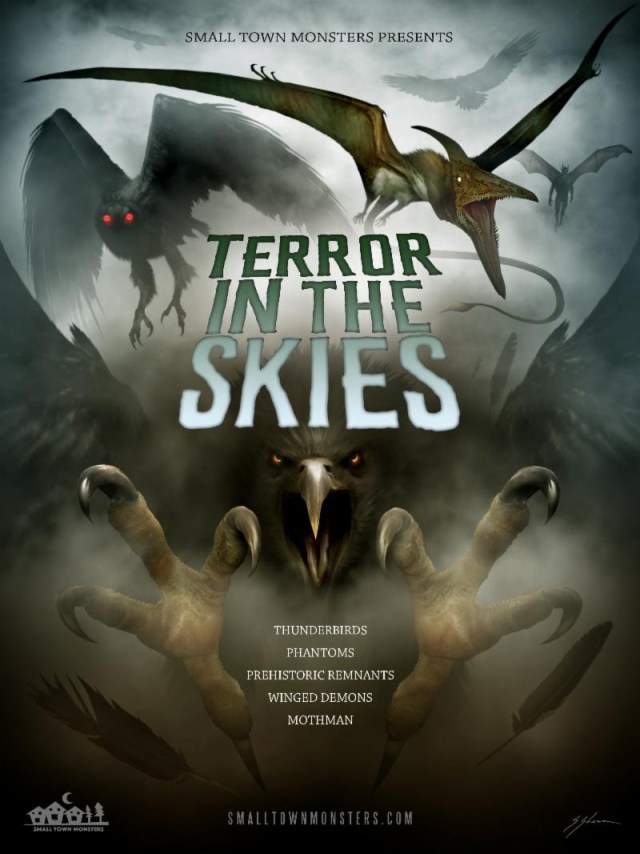 [News] TERROR IN THE SKIES Touches Down on Digital June 7