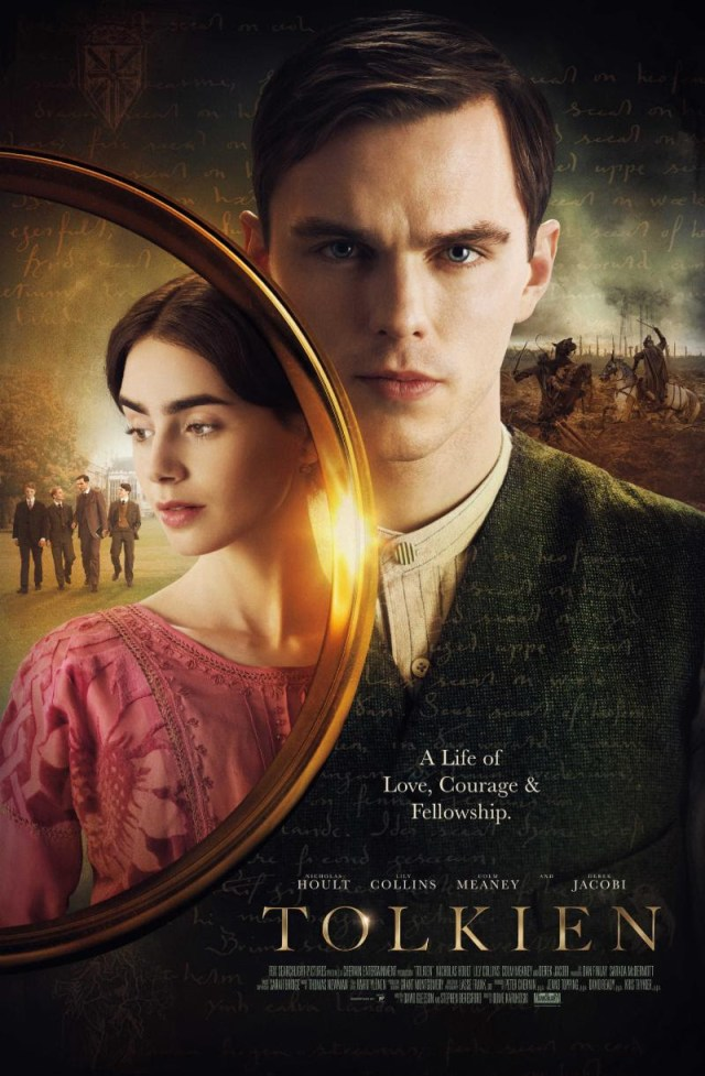 Movie Review: TOLKIEN Introduces New Audiences to Legendary Author