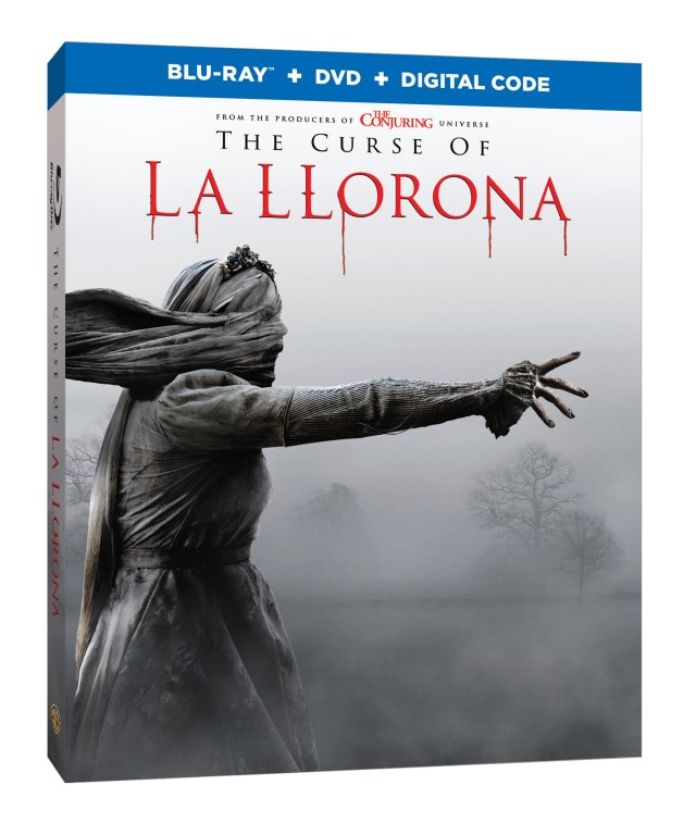 [News] THE CURSE OF LA LLORONA Coming to Digital on July 16