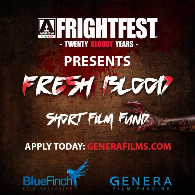 [News] FrightFest Calls for Fresh Blood in New Short Film Initiative