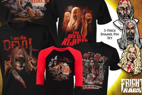 [News] Fright Rags Celebrates The Devil's Rejects and More!