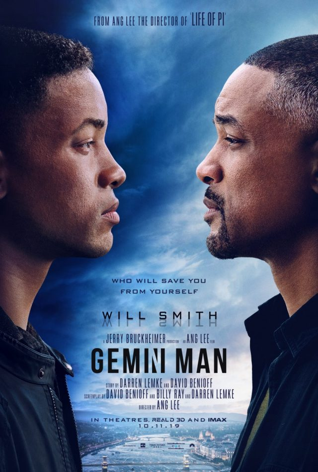 [News] The GEMINI MAN is Ready for Action in New Trailer