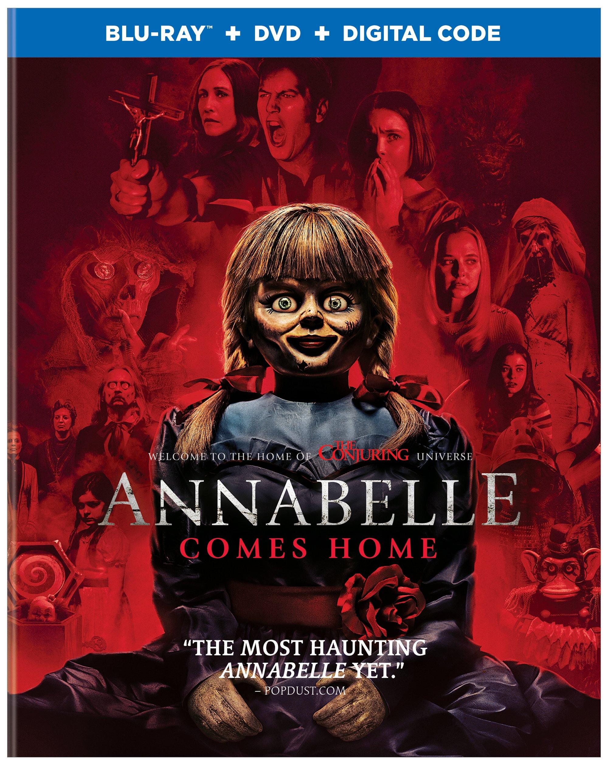 ผลการค้นหารูปภาพสำหรับ فیلم annabelle comes home 2019