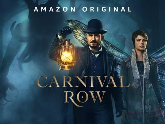 [News] Watch the Official CARNIVAL ROW Trailer from Amazon