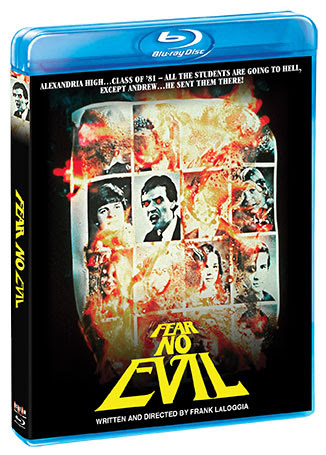[News] Cult Classic FEAR NO EVIL Arrives on Blu-ray This September!