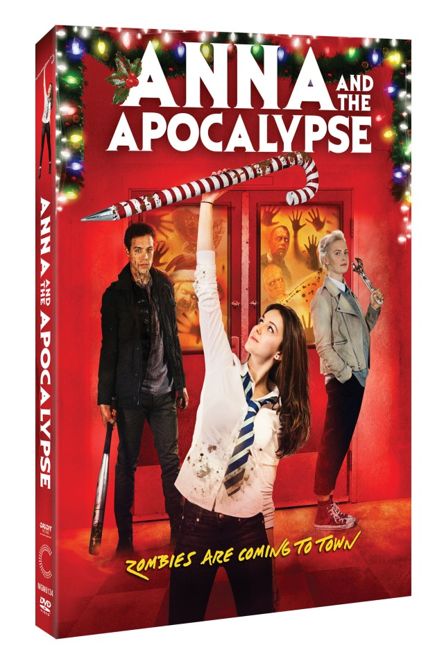 [News] ANNA AND THE APOCALYPSE Arrives on DVD This October