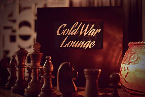 Immersive Experience: COLD WAR LOUNGE: THE ASSET