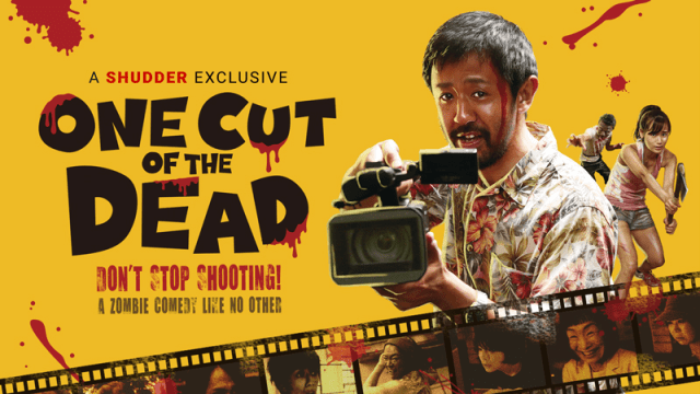 [News] ONE CUT OF THE DEAD Coming to Shudder This Tuesday!