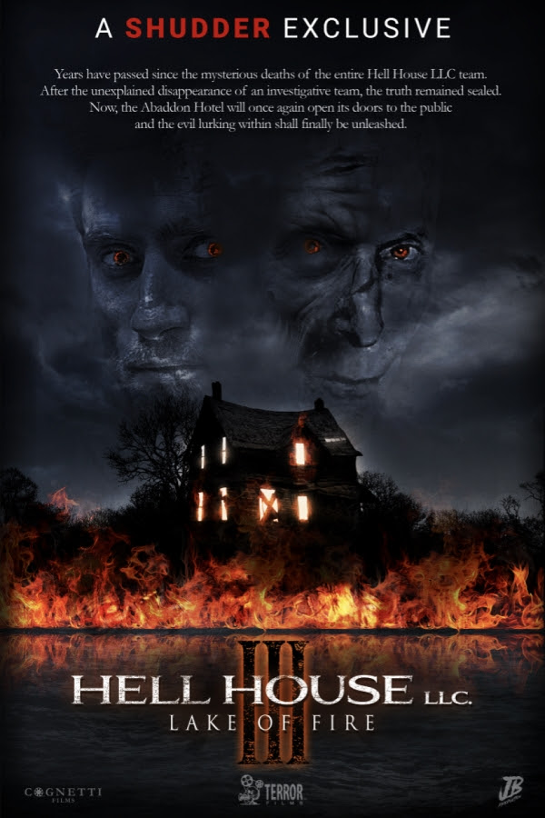 [News] Check Out the Trailer for HELL HOUSE LLC III: LAKE OF FIRE