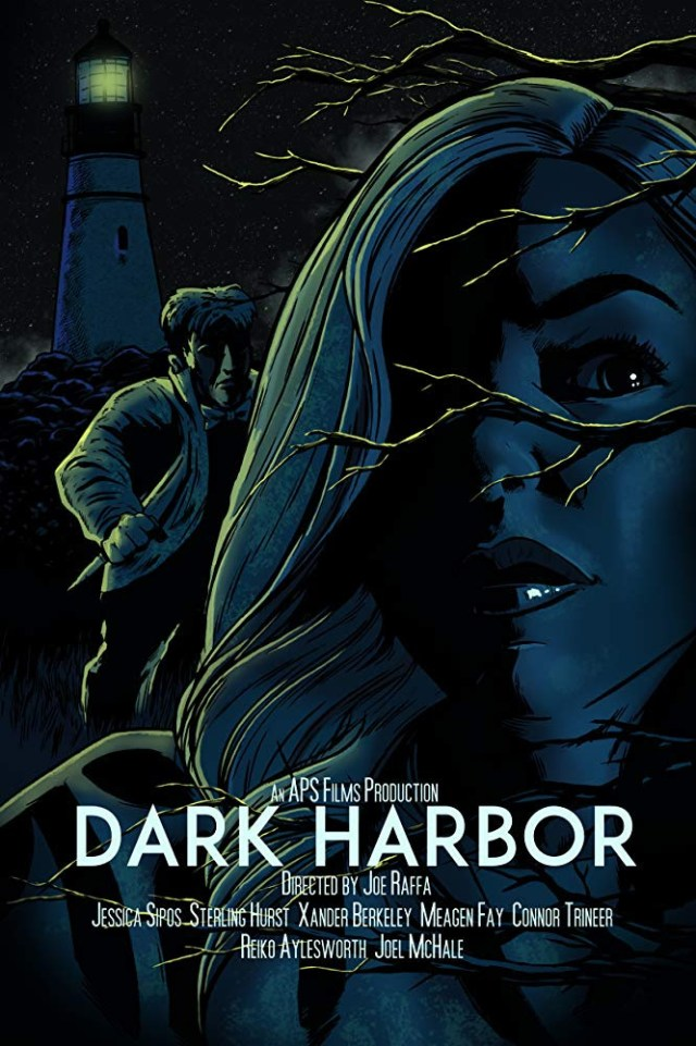 [News] DARK HARBOR Trailer Released Ahead of Today's World Premiere