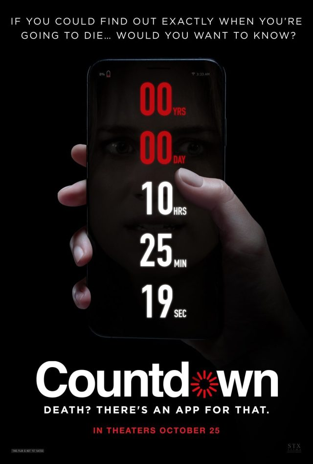 [News] COUNTDOWN Horror Film Inspires Creation of Ominous App