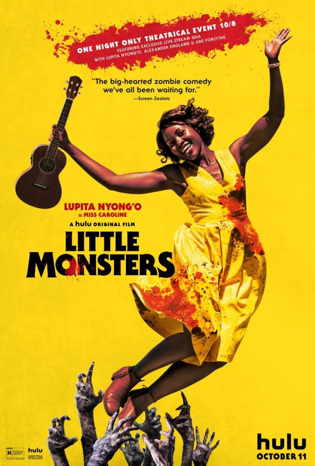 [News] One Night Only Special Event for LITTLE MONSTERS Featuring Lupita Nyong'o