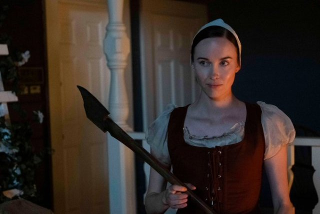Movie Review: Into the Dark's PILGRIM