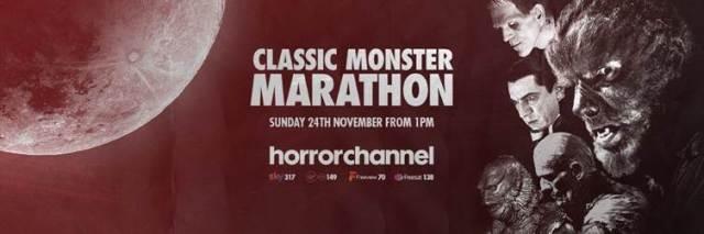 [News] Horror Channel Celebrates Universal Classic Horror on November 24