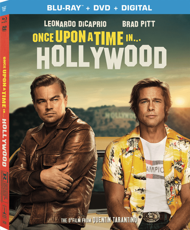 [News] ONCE UPON A TIME...IN HOLLYWOOD Celebrates Digital Release with New Extended Scene