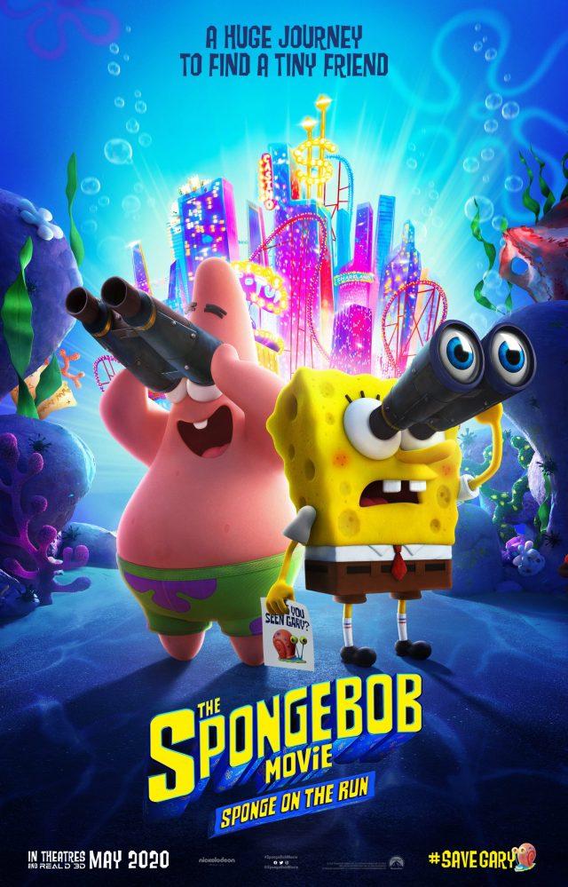 [News] THE SPONGEBOB MOVIE: SPONGE ON THE RUN Trailer is Here!