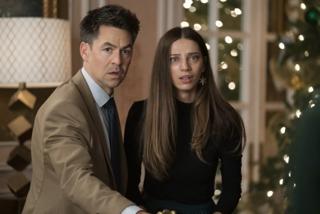 [News] Ring in the Holidays with INTO THE DARK: A NASTY PIECE OF WORK