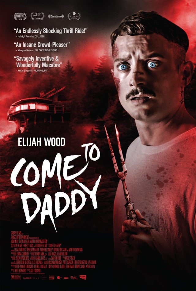 [News] COME TO DADDY Arriving in Select Theaters This February
