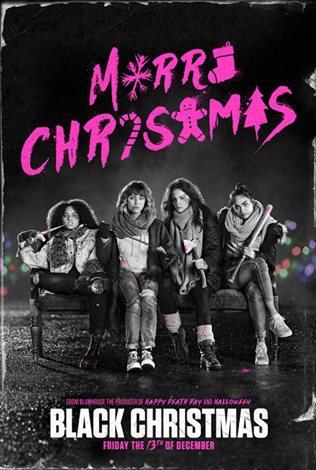 [Interview] Co-Writer April Wolfe for BLACK CHRISTMAS