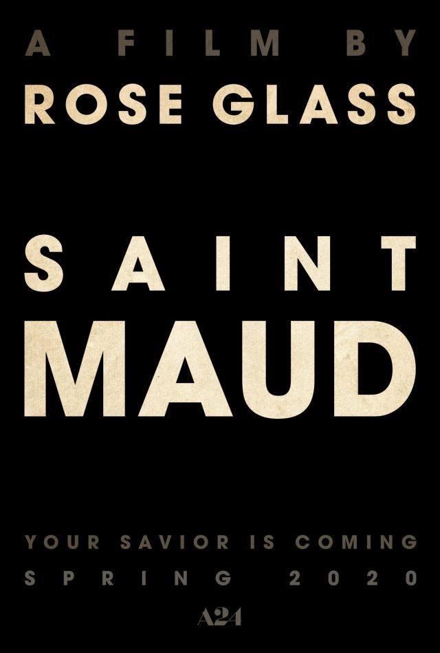 [News] A24 Reveals First Trailer for the Unholy SAINT MAUD