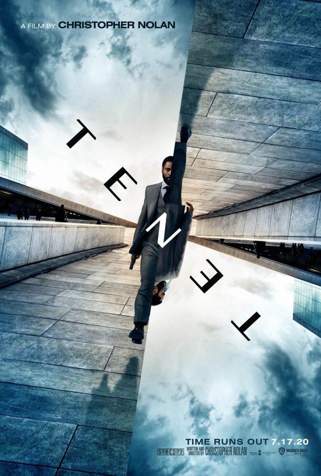 [News] Christopher Nolan Unveils Mindbending TENET Trailer