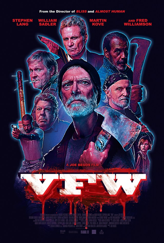 [News] Explore the Making of Joe Begos's VFW in New Featurette