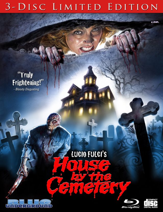 [News] THE HOUSE BY THE CEMETERY 4K Restoration Arriving January 21