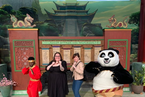 Event Recap: Lunar New Year at Universal Studios Hollywood