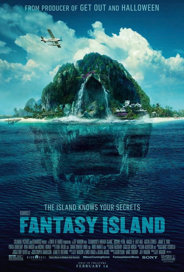 [Movie Review] FANTASY ISLAND