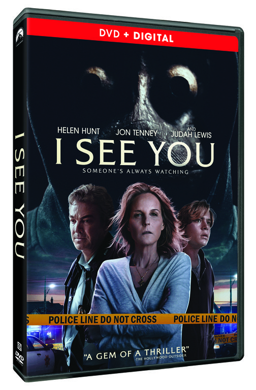 [Giveaway] Enter to Win a Copy of Adam Randall's I SEE YOU