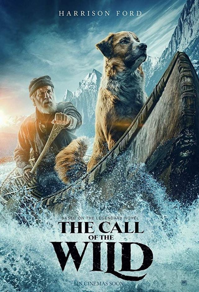 [News] THE CALL OF THE WILD Featurette Dives Into Adventure Companions