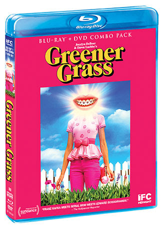[News] Suburban Fever Dream GREENER GRASS Available on Blu-ray February 11