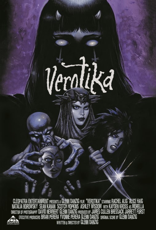 [News] Check Out the New Trailer for Glenn Danzig's Cult Hit VEROTIKA