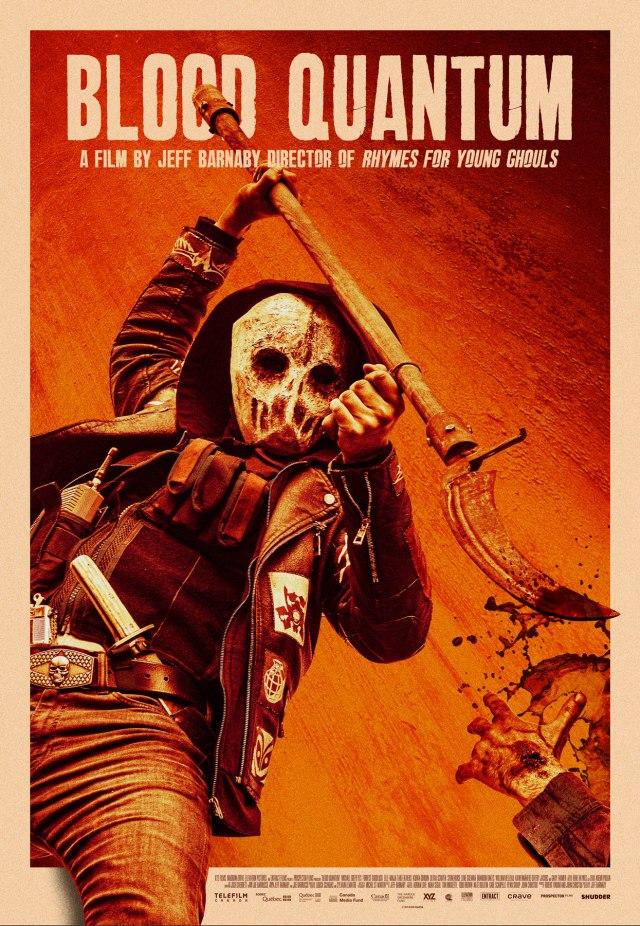 [Movie Review] BLOOD QUANTUM