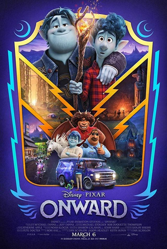 [New] Disney and Pixar's ONWARD Arriving Early on Digital and Disney+