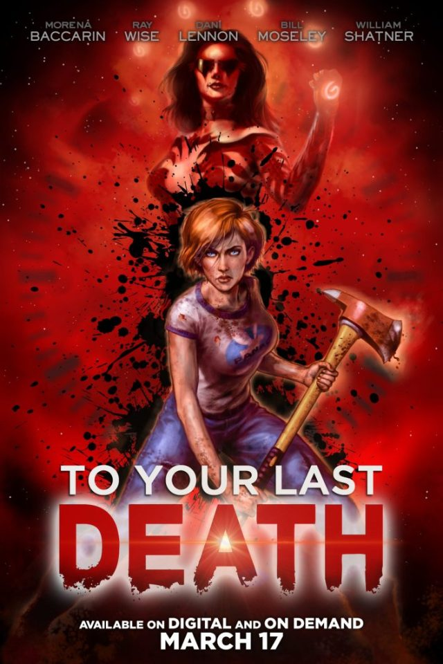 [News] TO YOUR LAST DEATH Now Free on Amazon Prime