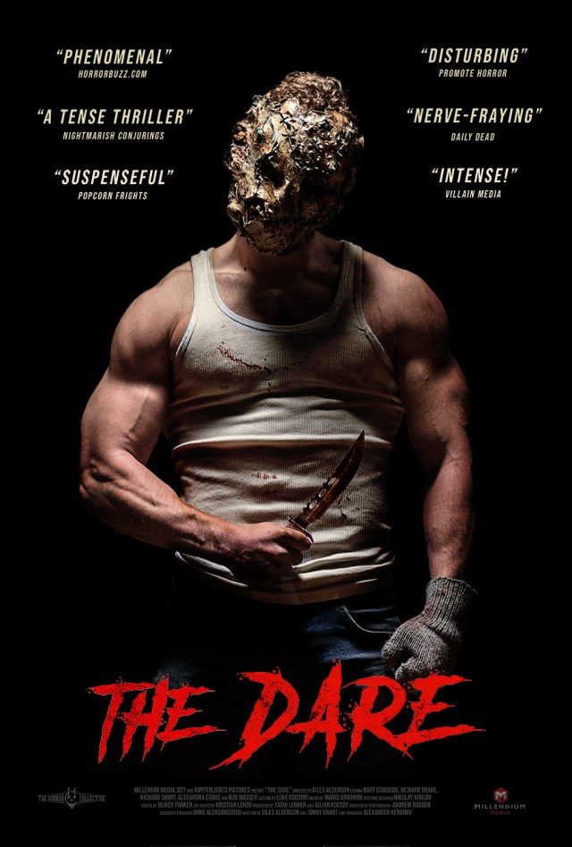 [News] THE DARE Comes to Life in Brand New Trailer