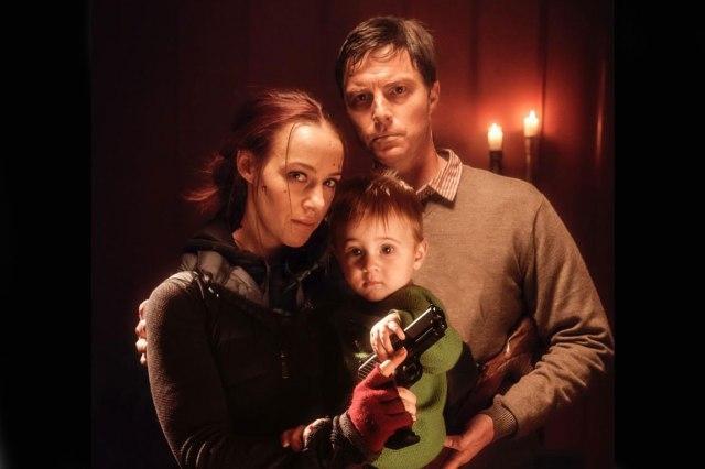Movie Review The Dark Red Nightmarish Conjurings
