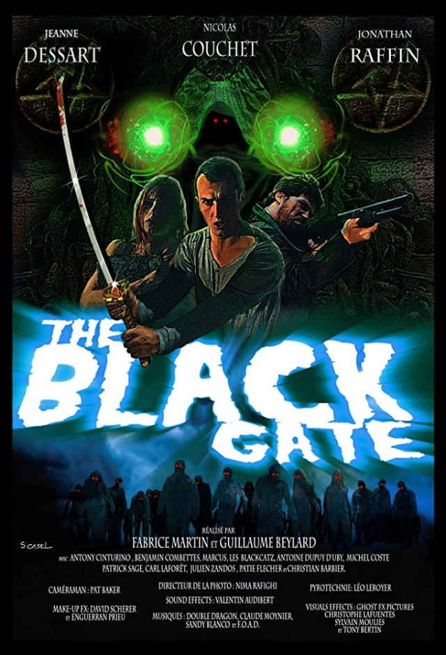 [News] THE BLACK GATE and TURNABOUT Now Available on DVD