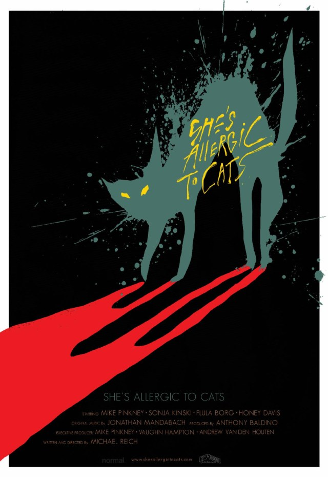 [Interview] Director Michael Reich for SHE'S ALLERGIC TO CATS
