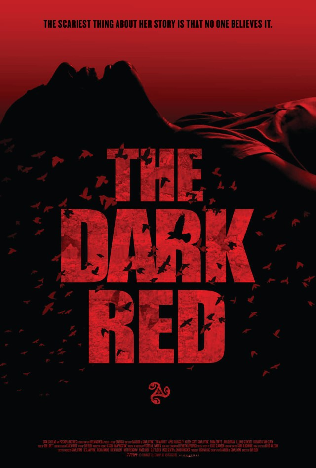 [News] THE DARK RED Arrives On Digital & DVD on April 28