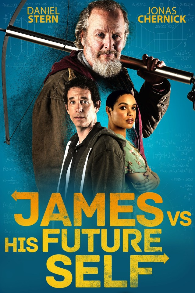[Movie Review] JAMES VS. HIS FUTURE SELF