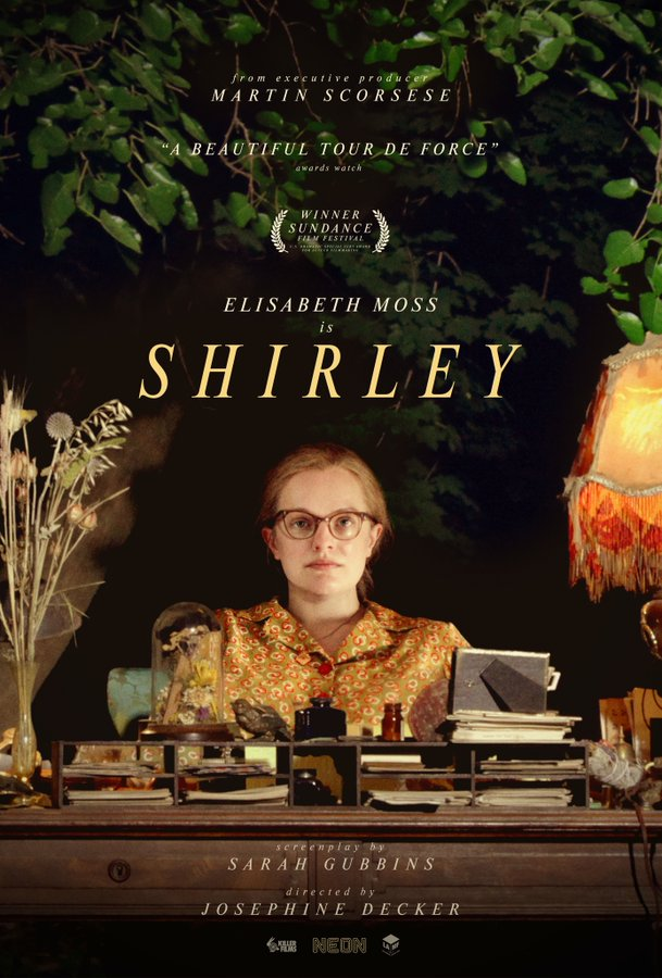 [News] SHIRLEY Embraces Madness in Brand New Trailer