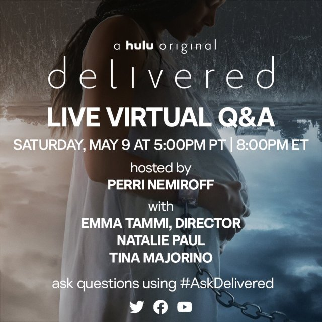 [News] Join the Twitter Watch Party Tonight for INTO THE DARK: DELIVERED