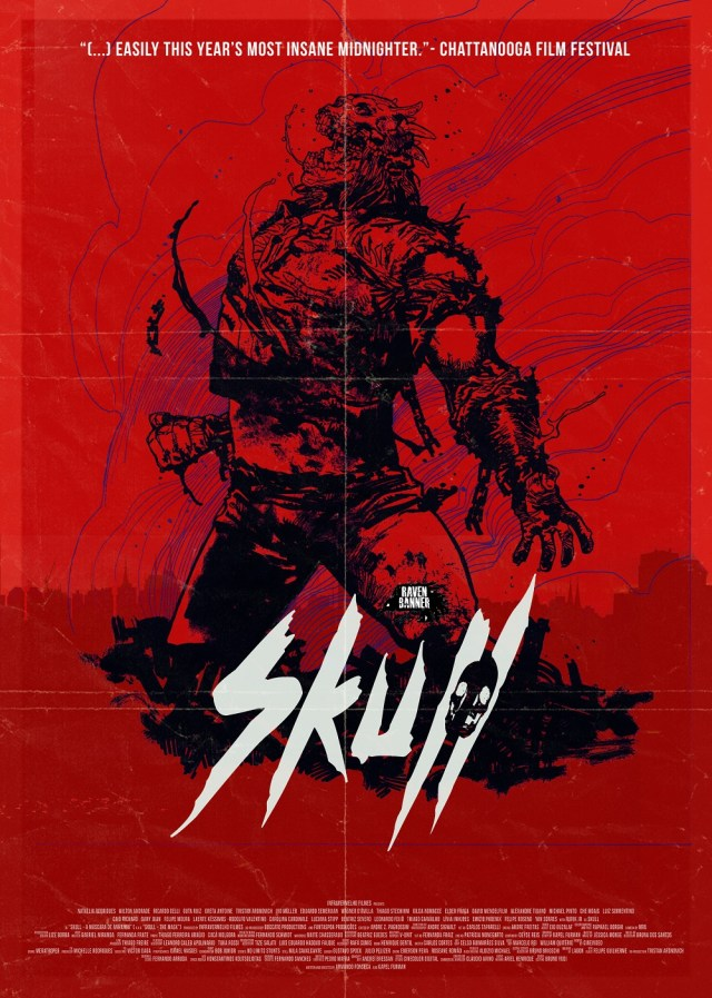 [News] SKULL: THE MASK Will Smash Its Way to This Weekend's Chattanooga Film Festival