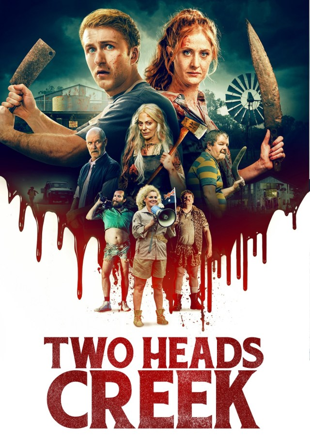 [News] Horror-Comedy TWO HEADS CREEK Available on VOD This Weekend