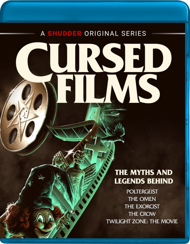 [News] CURSED FILMS Will Arrive on DVD & Blu-ray on August 18